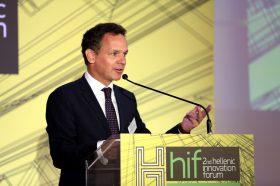 Θεσμικός Χαιρετισμός: Caspar Veldkamp, Πρέσβης, Embassy of the Kingdom of the Netherlands