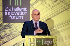 Θεσμικός Χαιρετισμός: Δρ. Γιώργος Ξηρογιάννης, Διευθυντής Βιομηχανίας, Αναπτυξιακών Πολιτικών και Δικτύων, Σύνδεσμος Επιχειρήσεων και Βιομηχανιών (ΣΕΒ)