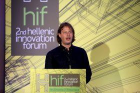 Ομιλία: Robin Schuil, CEO, Vendora.gr - Τίτλος Ομιλίας:  «From Idea To Startup»