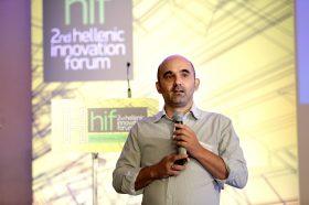 Ομιλία: Σταύρος Μεσσήνης, Ιδρυτής, The Cube Athens