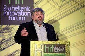 Ομιλία: Eric Parks, Partner, Velocity Partners