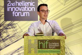 Ομιλία: Χάρης Μακρυνιώτης, Διευθύνων Σύμβουλος, Endeavor Greece