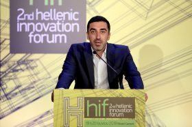 Ομιλία: Νίκος Φλίγκος, Γενικός Διευθυντής Πωλήσεων, Παπαστράτος
