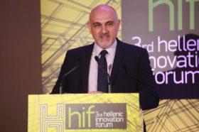Δρ Γιώργος Ξηρογιάννης, Διευθυντής Βιομηχανίας, Αναπτυξιακών Πολιτικών και Δικτύων, Σύνδεσμος Επιχειρήσεων και Βιομηχανιών (ΣΕΒ)