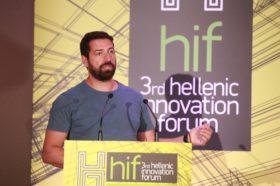 Αιμίλιος Χαλαμανδάρης, PhD, Συνιδρυτής & CEO,  Ιnnoetics